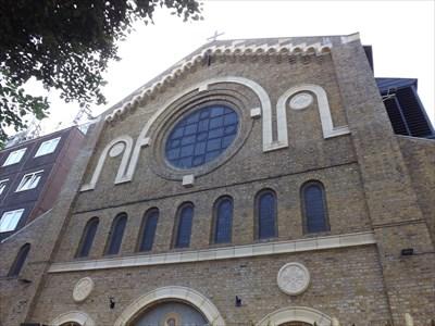 st sava serbian church lancaster road london uk this old church on