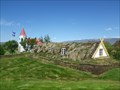 Image for The Glaumbær farm house - Glaumbaer, Iceland