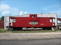Image for IC 9542 / ICG 199542 caboose - Palestine, IL