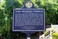 Image for Alma Woodsey Thomas - Columbus, GA