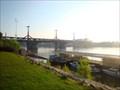 Image for Rákóczi Bridge - Budapest, Hungary