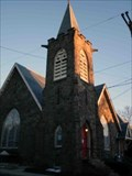 Image for United Methodist Church - Newtown Historic District - Newtown, PA