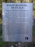 Image for Ponte medieval de Vilela - Arcos de Valdevez, Portugal