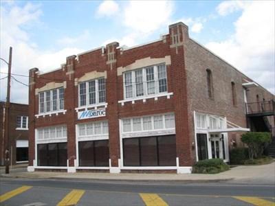 Milner Motors Monroe Louisiana U S National Register Of Historic Places On Waymarking Com