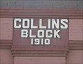 Image for 1910 - Collins Block Building - Ellensburg, Washington
