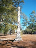 Image for Confederate Monument Obelisk - Johnston SC