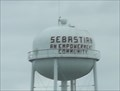 Image for New Water Tower - Sebastian TX