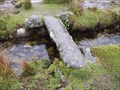 Image for Single Slab Bridge, Devonport Leat, South Dartmoor