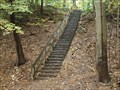 Image for Highbridge Park WPA steps - Akron, Ohio