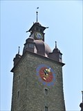 Image for Town Clock - Lucerne, Switzerland