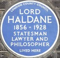 Image for Lord Haldane - Queen Anne's Gate, London, UK
