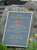Image for Peace Garden - Mountsorrel, Leicestershire