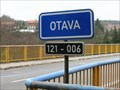 Image for Otava River & 4405 Otava - Zvikovske Podhradi, Czech Republic