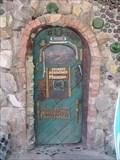 Image for Tinkertown Doorway - Sandia Crest, New Mexico