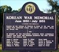 Image for Korean War Memorial - Florence, AL