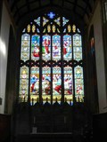 Image for East Window, St Lawrence, Evesham, Worcestershire, England
