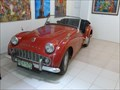 Image for Red Triumph at Blanco Family Museum  -  Angono, Philippines