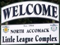 Image for North Accomack Little League Complex - Chincoteague Island, VA