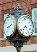 Image for Downtown Clock - Rogersville, TN