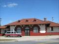 Image for New York, New Haven & Hartford Passenger Depot - Southbridge, Massachusetts