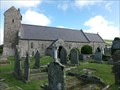 Image for Rhossili Medieval Church - Satellite Oddity  - Wales, Great Britain.