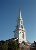 Image for North Congregational Church Steeple - Portsmouth, NH