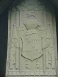 Image for Whinfield coat of arms, Holy Trinity & St Mary, Dodford, Worcestershire, England