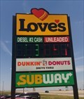 Image for Love's Travel Center - Newcastle, Oklahoma