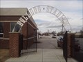 Image for Bulldog Stadium Arch (East Side) - Springdale AR