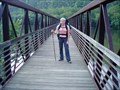 Image for Appalachian Trail Bridge, James River, VA