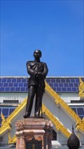 Image for King Chulalongkorn—Lopburi Town, Thailand