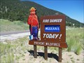 Image for Smokey The Bear Sign - Wilkerson Pass, CO