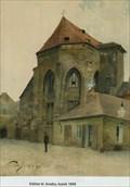 Image for Convent of St. Agnes of Bohemia  by Vaclav Jansa - Prague, Czech Republic