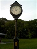 Image for Robert E. Bonette Clock - Clawson Park - Ringoes, NJ