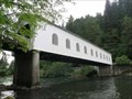 Image for Goodpasture Covered Bridge - Lane County, Oregon