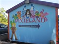 Image for Pixieland Mural - Concord, CA