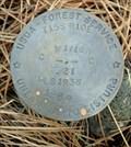 Image for T15S R10E S21 W 1/16 COR - Deschutes County, OR