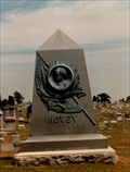 Image for Alvin P. Hovey Monument ~ Bellefontaine Cemetery - Mt. Vernon, IN