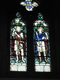 Image for Stained windows- St Johns Church, Gt Gaddesden, Herts.