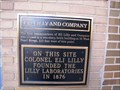 Image for FIRST - Eli Lilly and Company Headquarters - Indianapolis, Indiana