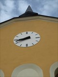 Image for Hodiny na radnici / the clock on the town hall - Nová Ríše, Czech republic