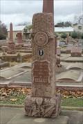Image for Carl Ransleben -- Der Stadt Friedhof Cemetery, Fredericksburg TX