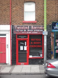 Tatto Parlors on Cheshire  England  Uk   Tattoo Shops Parlors On Waymarking Com