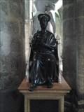Image for Statue de Saint Pierre dans l' église Saint-Germain-d'Auxerre - Dourdan, France