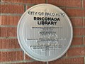 Image for Rinconada Library - 1958 - Palo Alto, CA