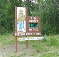 Image for Smokey Bear, Willow, Alaska