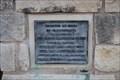 Image for In Memory of Rev. George Washington Baines -- Salado TX