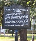 Image for First Presbyterian Church   --  New Bern NC