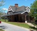 Image for Former Stevenson Railroad Station - Stevenson MD