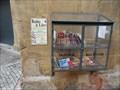 Image for Boite a livre marche couvert - Sarlat la Caneda,France